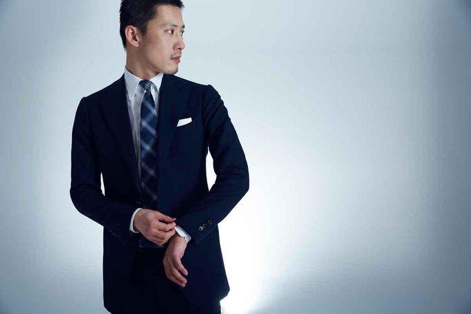 「できるビジネスマンの嗜み」オーダースーツがまだまだ人気!