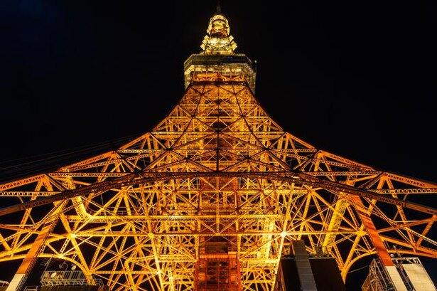 8割が赤だと思う東京タワーは実は赤じゃない! 名称は一般公募だった/毎日雑学1