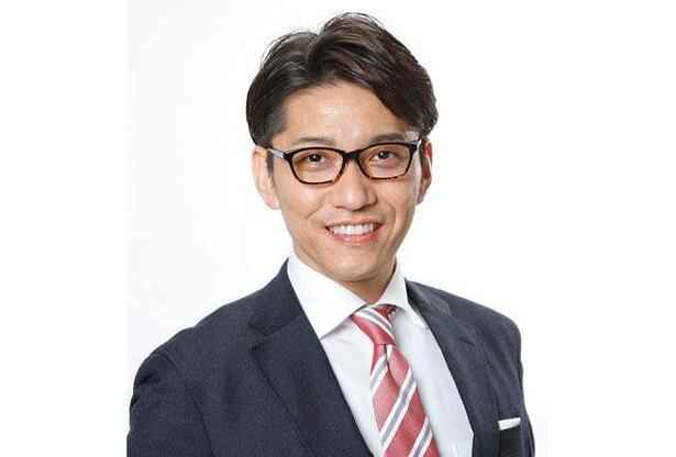 (株)らしさラボ代表取締役の伊庭正康さん