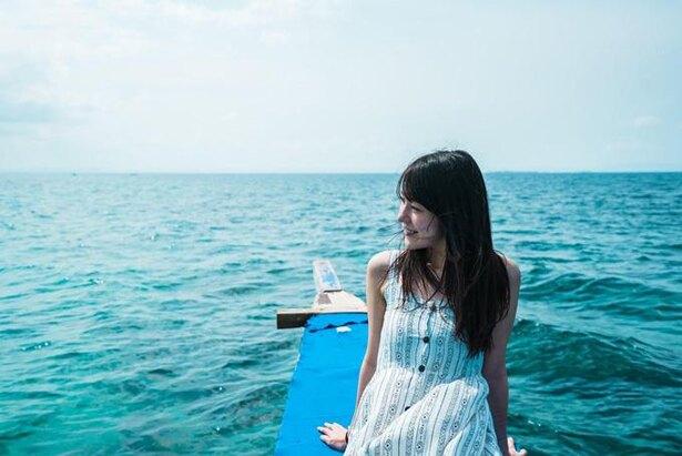 週末はアイランドホッピングツアーに参加して、離島巡りを楽しみました