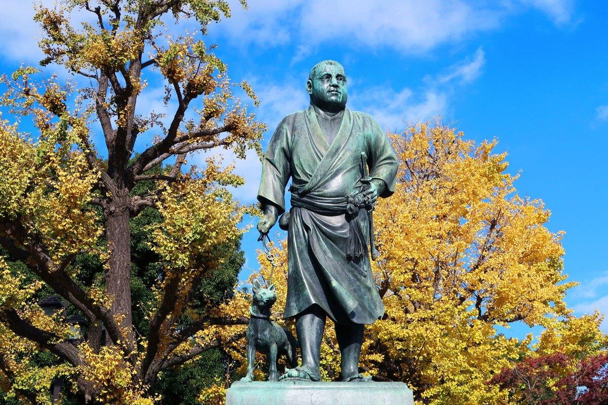 上野の有名すぎる西郷像は、2人の彫刻家による共作だった!「西郷隆盛」/笑う日本史⑧