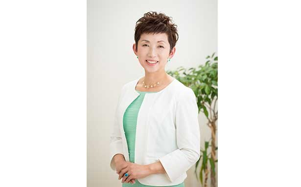 株式会社宙 代表取締役&ビジネスコーチの栗栖佳子さん