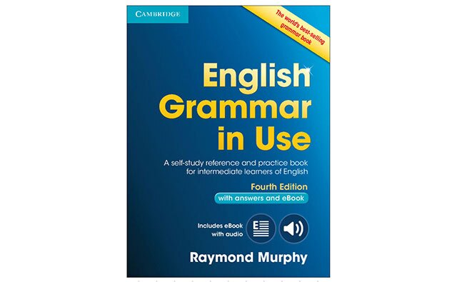 『English Grammar in Use』 ®Cambridge University Press 382ページ 著者:Raymond Murphy