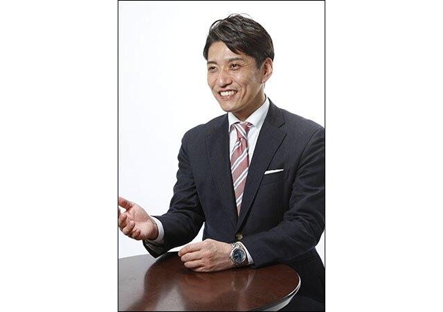 (株)らしさラボ 代表取締役の伊庭正康さん