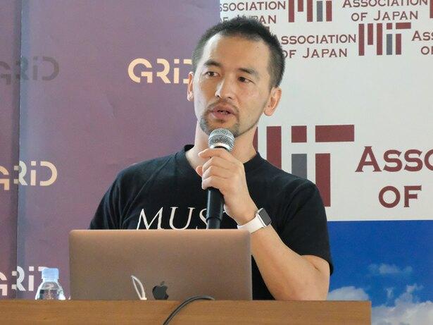 Musca Inc. 取締役COOの安藤正英氏