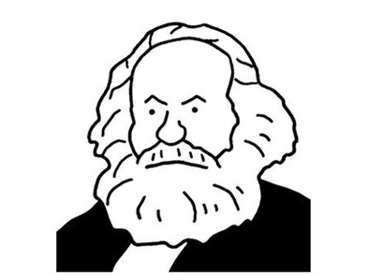 『資本論』(1867)の著者で、科学的社会主義の生みの親とされているのは?